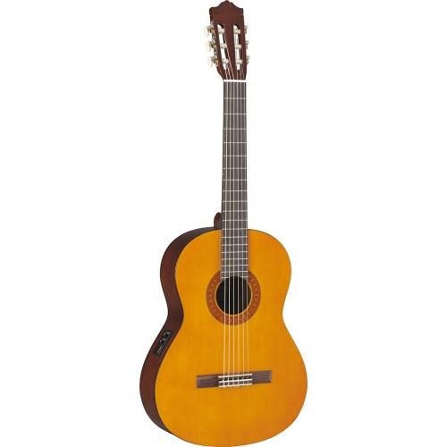 yamaha cx40 electric acoustic classical guitar