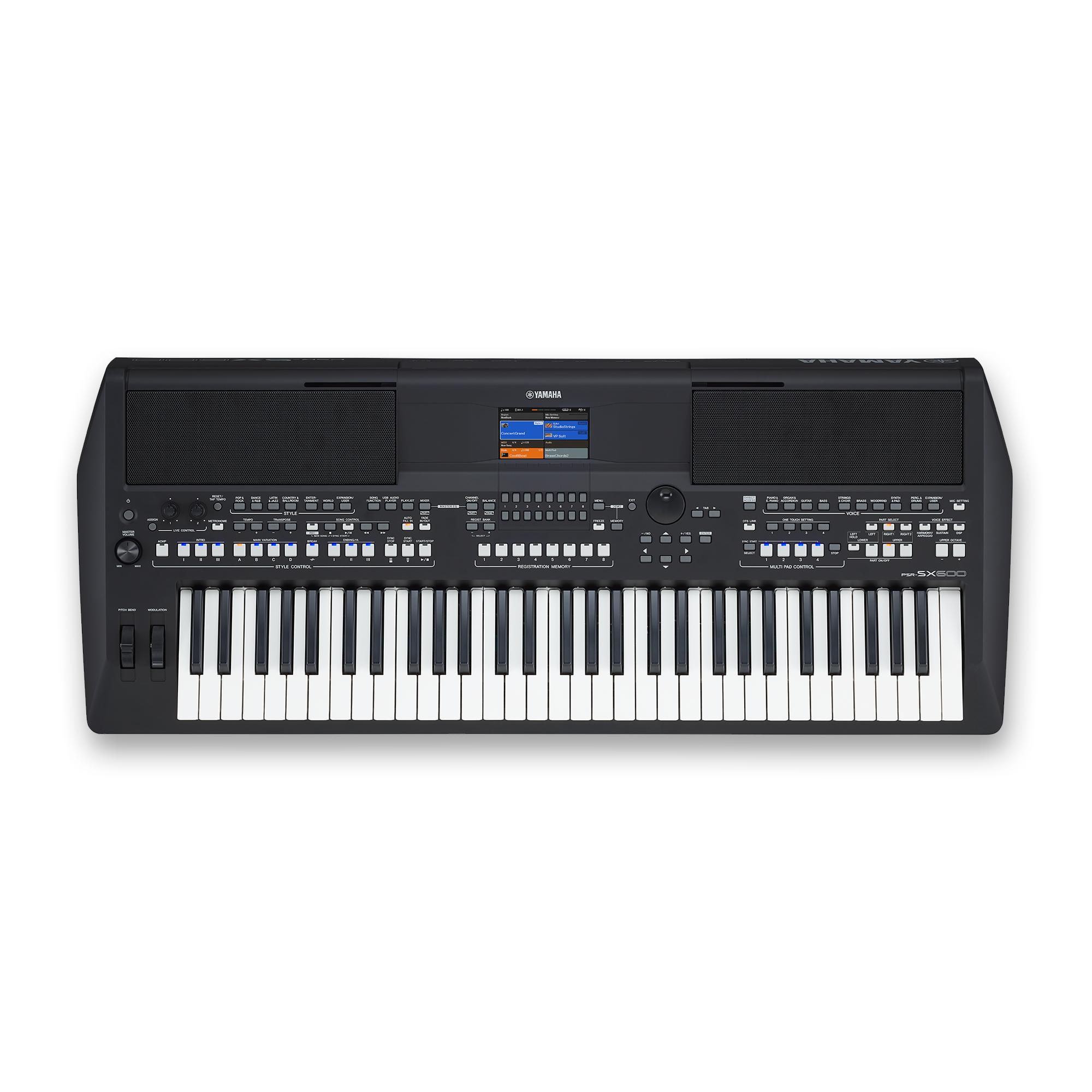 Yamaha PSR-SX600 61-key