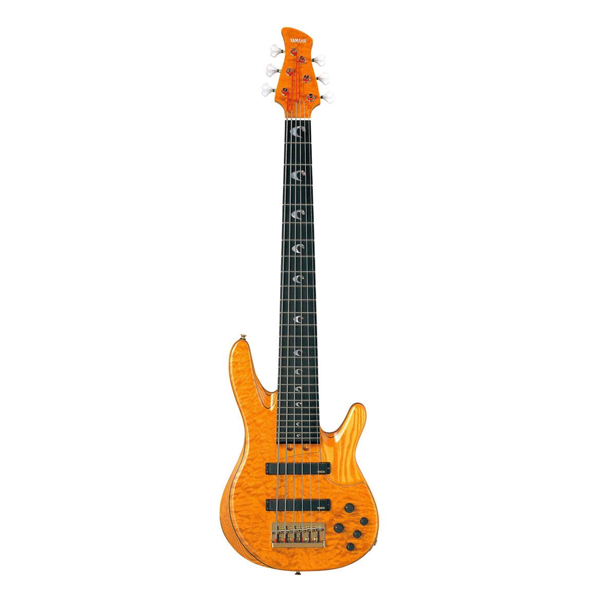 Yamaha TRBJP 2 6 Strings Electric Bass Guitar