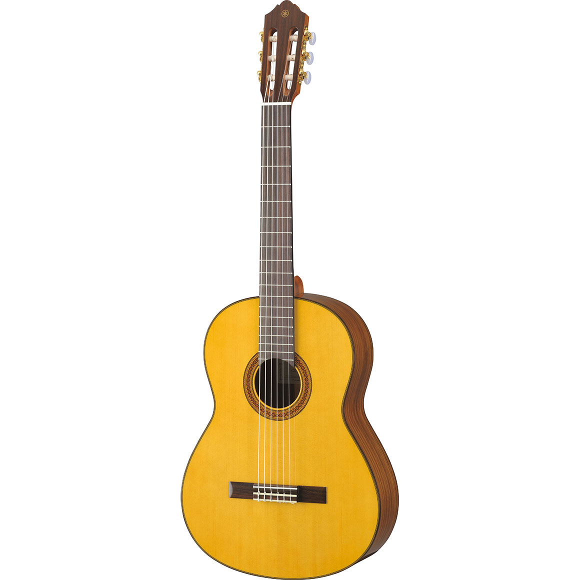 Yamaha CG162S - Intermediate Solid Spruce Top Classical Acoustic Guitar