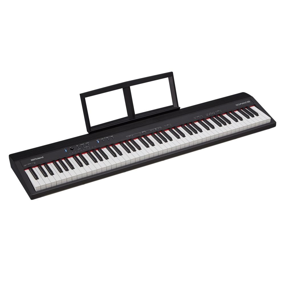 Roland GO:PIANO88 88-key Music Creation Keyboard Bluetooth Speakers