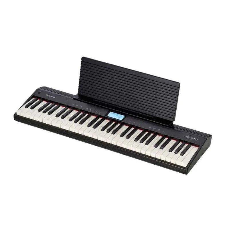 Roland GO:PIANO 61-key Portable Music Creation Keyboard