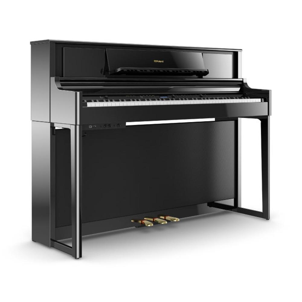 Roland LX706 Premium Digital Piano with Four Speakers