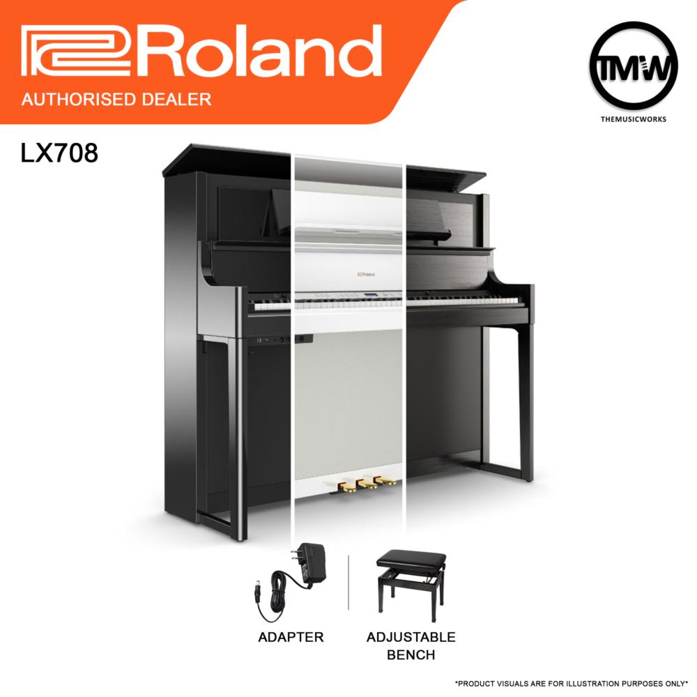 roland lx708 bundle deals