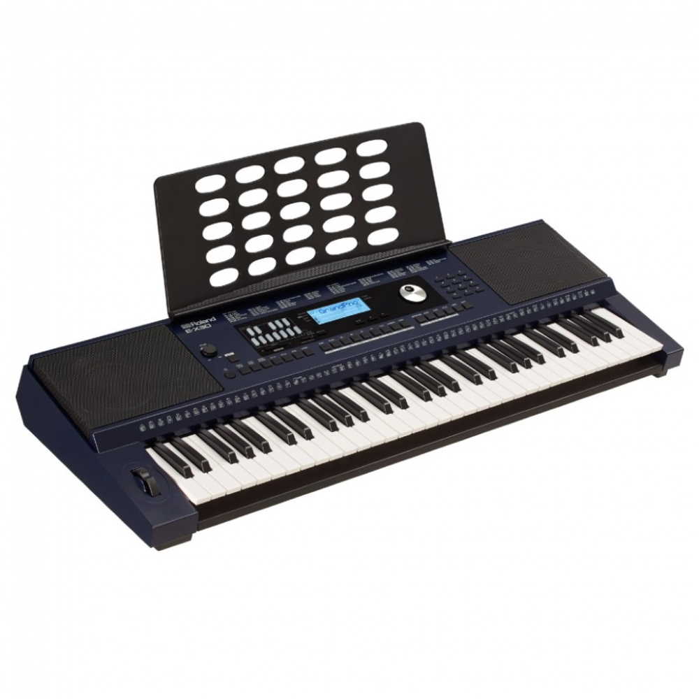 Roland E-X30 Portable Arranger Keyboard 61-Key With Speakers