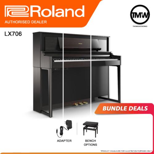 roland lx706 bundle deals