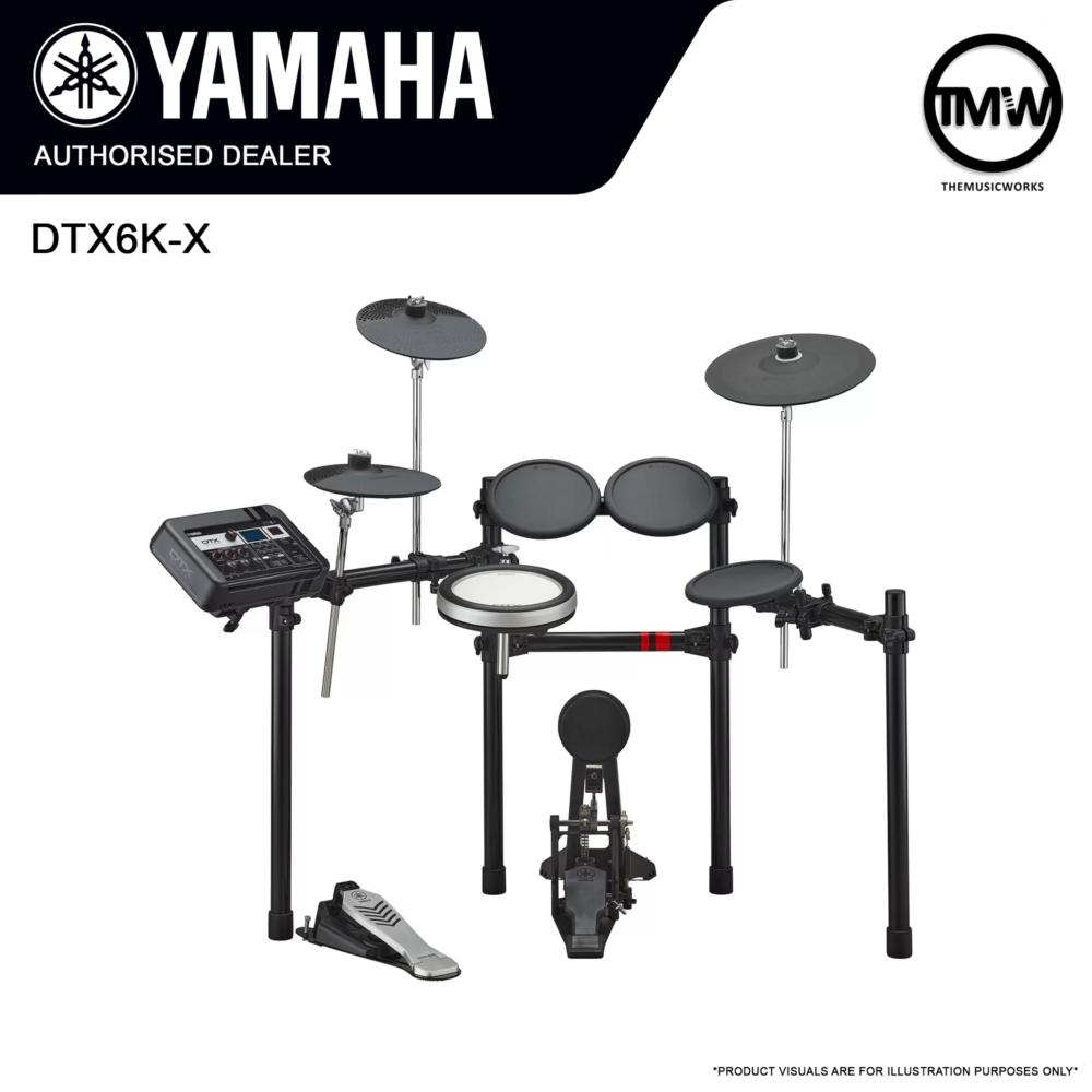 yamaha dtx6kx bundle deals