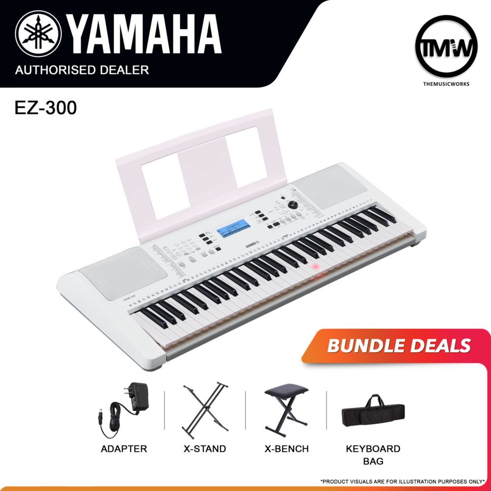 yamaha ez-300 bundle deals