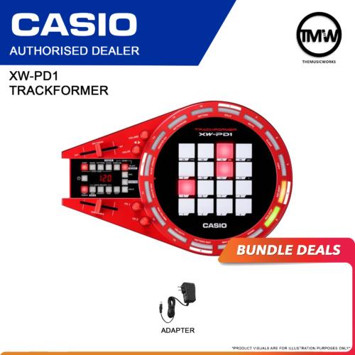 casio xw-pd1 sampler