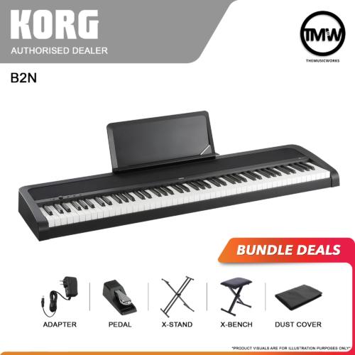 Korg B2N Bundle Deals