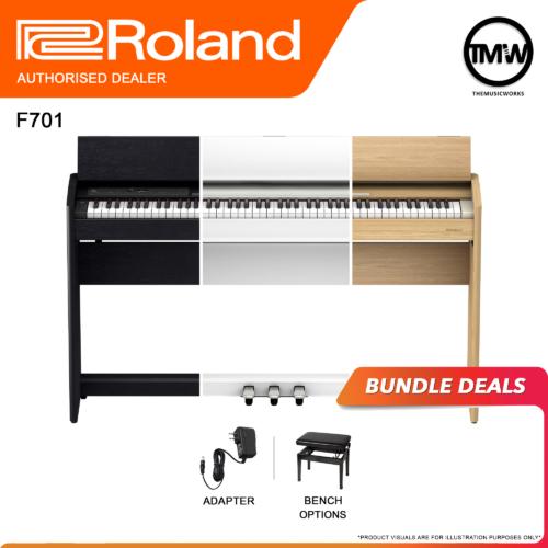 roland f701 bundle deals