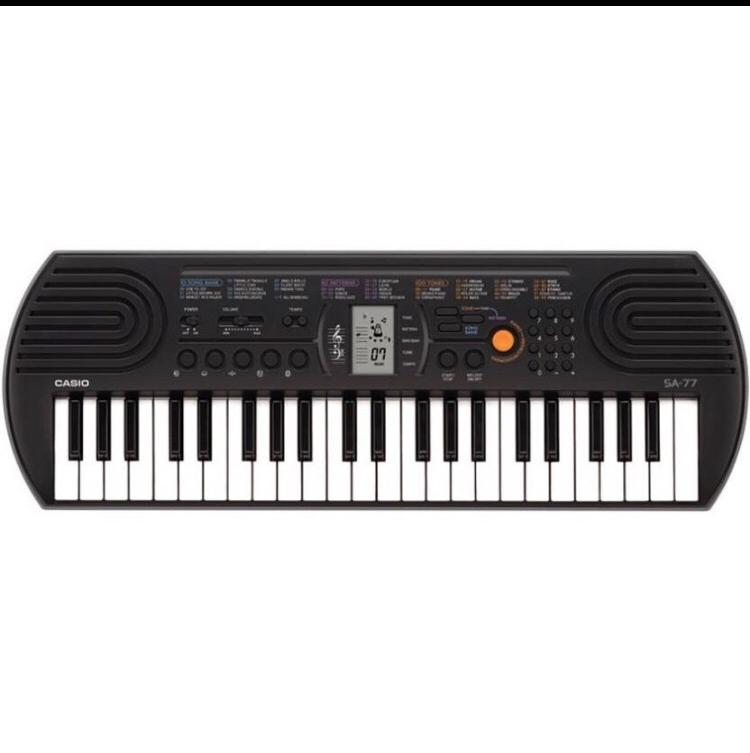 Really affordable and nice SA77 mini keyboard