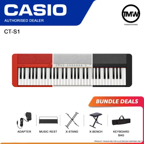 casio ct-s1 bundle deals