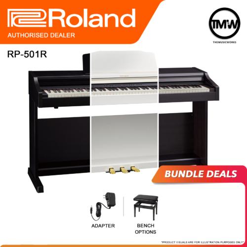 roland rp-501r bundle deals