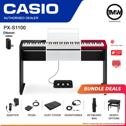 casio px-s1100 bundle deals