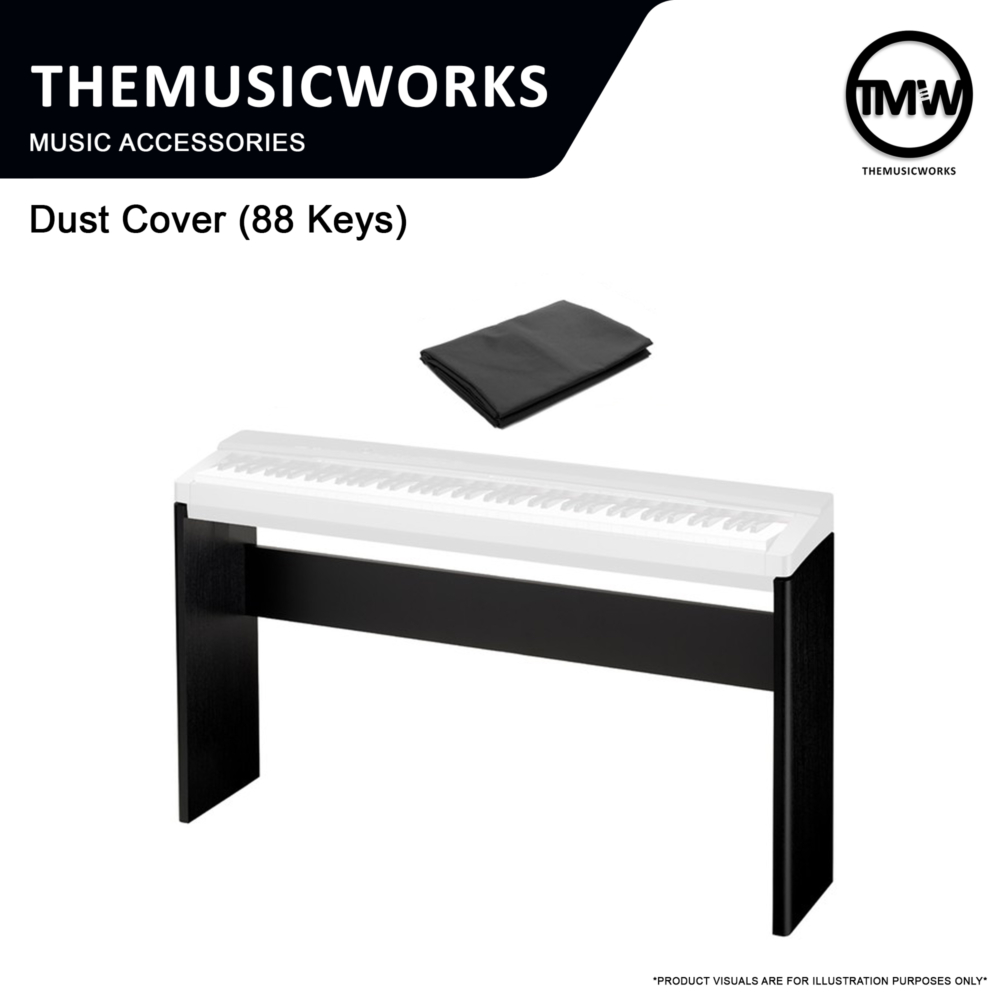 dust cover for digital piano