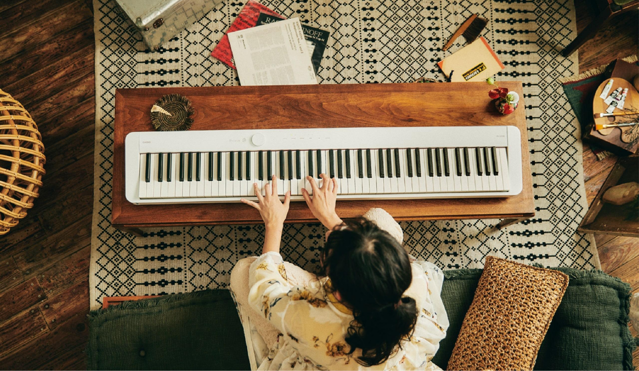 px-s1100 slimmest digital piano