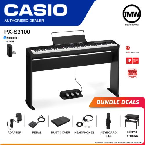 casio px-s3100 bundle deals