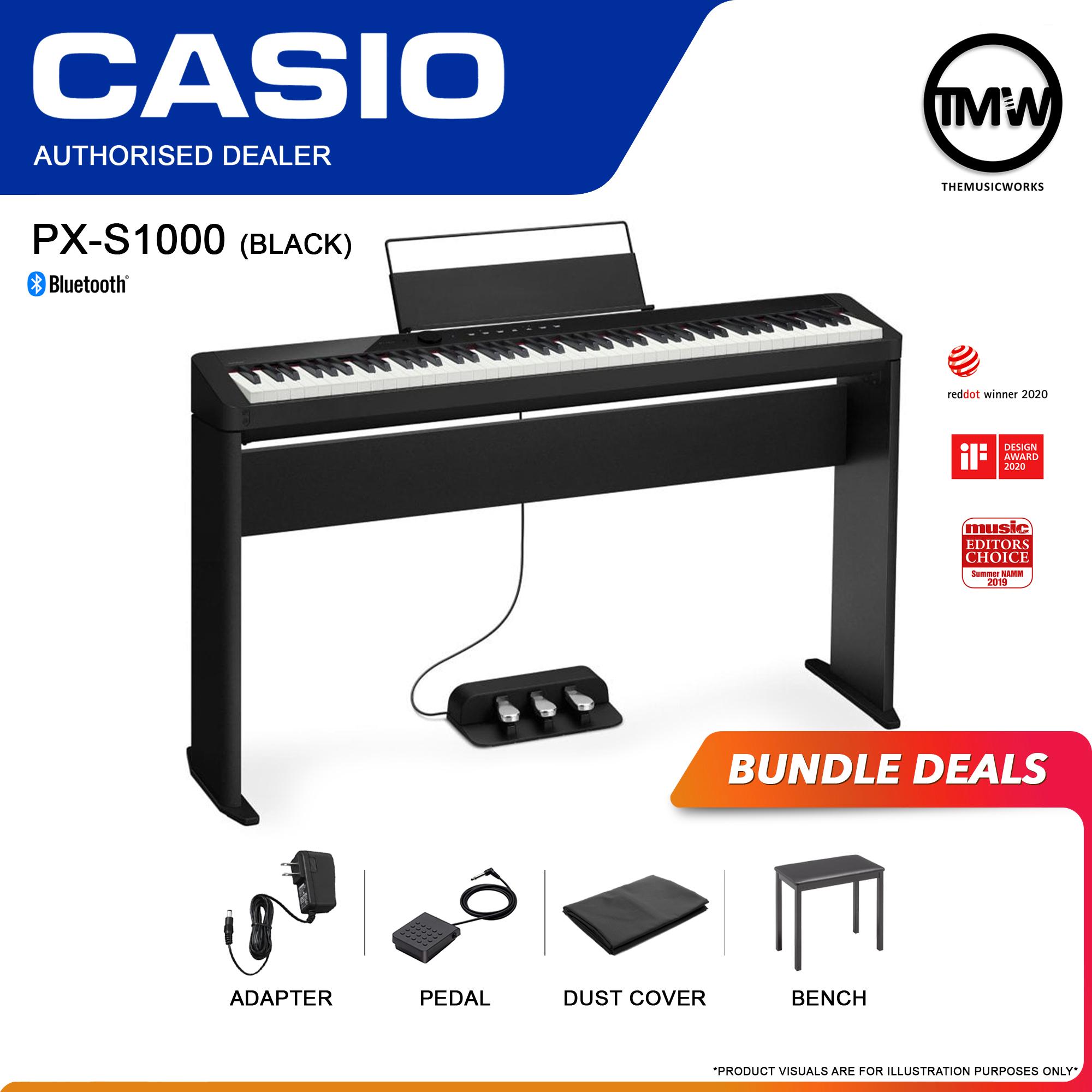 Casio PX-S1000 Black Promo $999