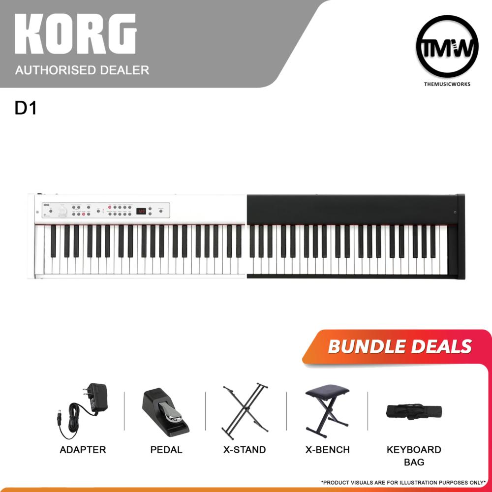 korg d1 bundle deals