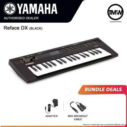yamaha reface dx bundle deals